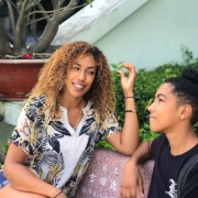 We Travel Too - Daniela Gibbs and Jadon
