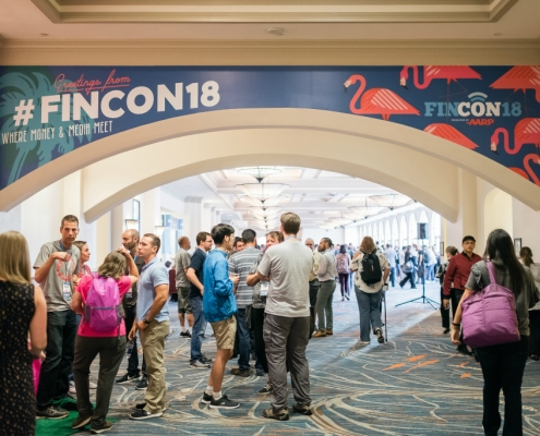 First Timer Perspective at FinCon