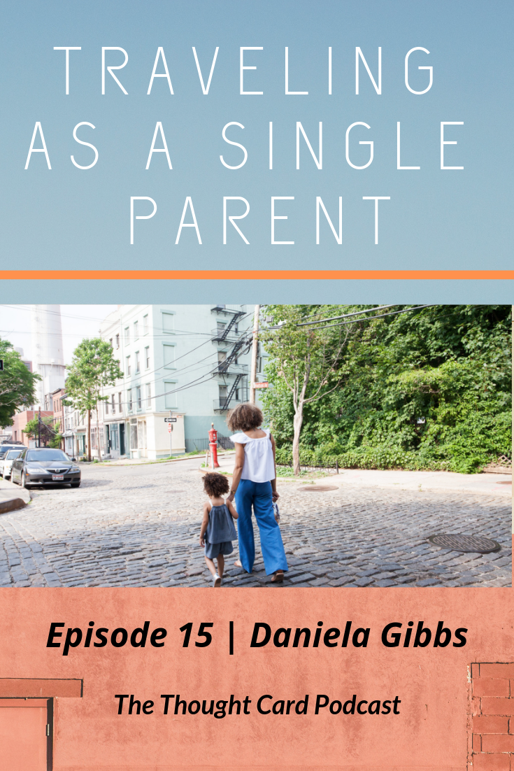Daniela Gibbs inspires parents to travel with their children and informs them of the possibilities of achieving their goals. In this episode of The Thought Card podcast, we cover alternative schooling options for kids like unschooling and worldschooling, how living abroad has changed her family life and what inspired her to move to Thailand with her son.