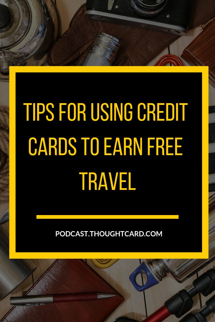 Brandon Neth from @FinanceBuzzofficial has traveled to 64 countries. In this episode of The Thought Card podcast we chat about credit cards and travel rewards, side hustles, investing and leveraging real estate to obtain financial independence.  #travelrewards #sidehustles