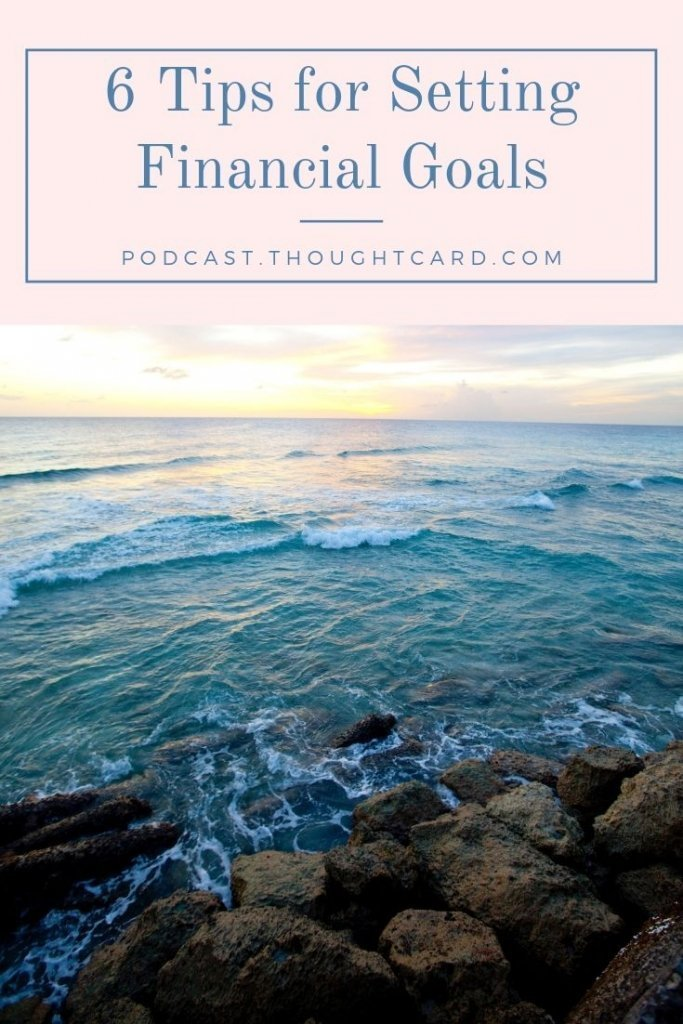 Tips for setting financial goals. How to set financial goals for the new year.