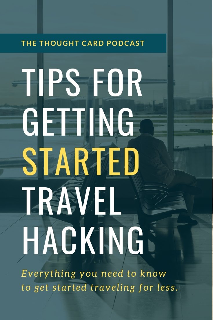 Learn how to sign-up for your first credit card, earn points, and spend them wisely. #travelrewards #travelhacking #creditcards
