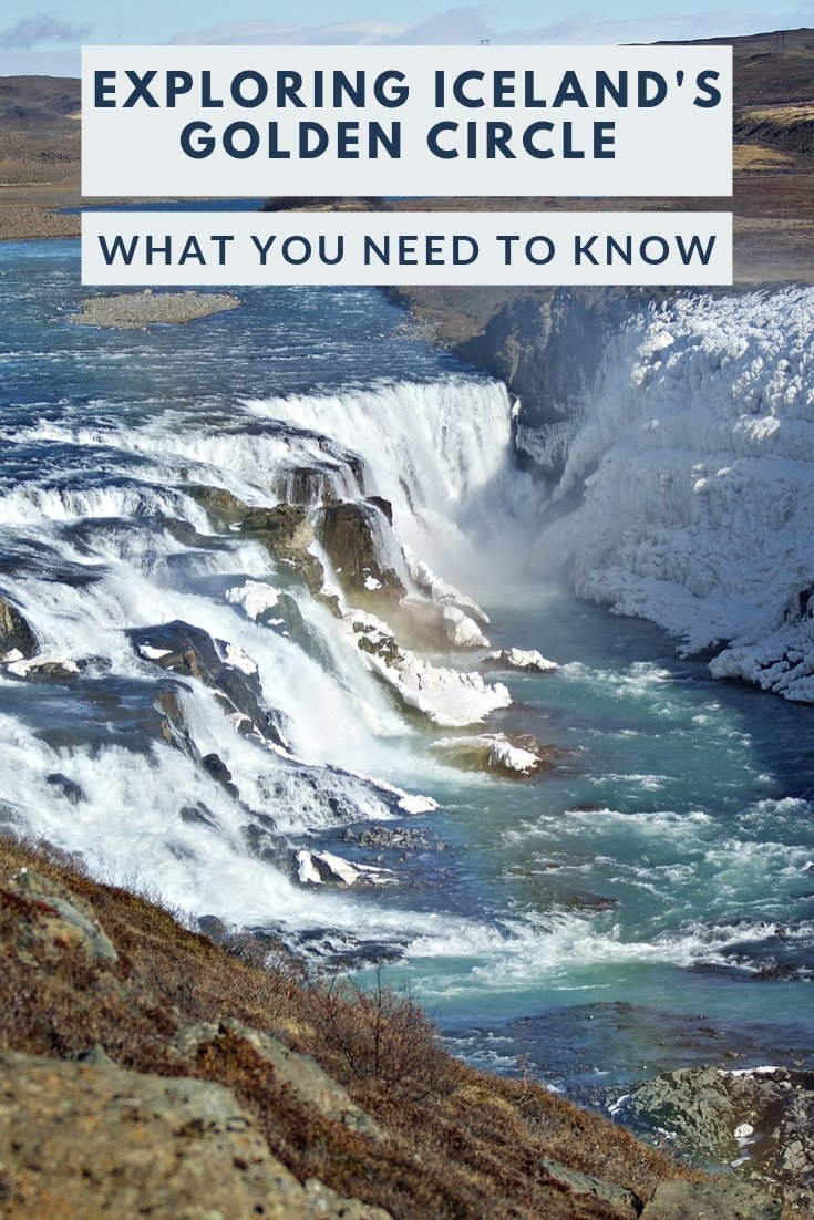 Tips for planning a trip to Iceland and touring the Golden Circle. #Iceland #Travel