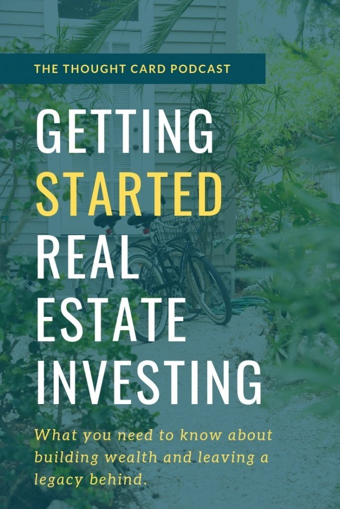 Real estate investing and leaving a legacy behind for your family with Acquania Escarne