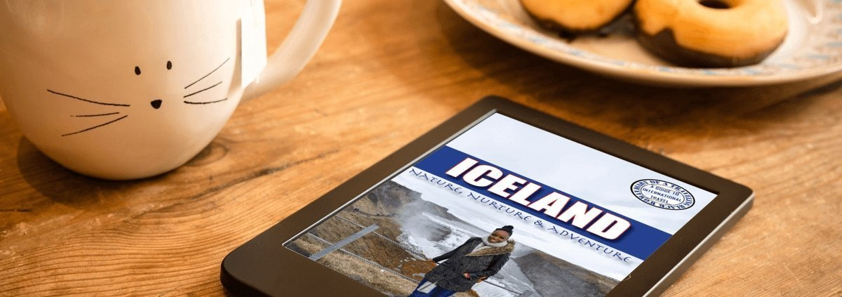 Iceland: Nature, Nurture & Adventure is an Iceland travel guide for planning an affordable and culturally enriching trip to Iceland.