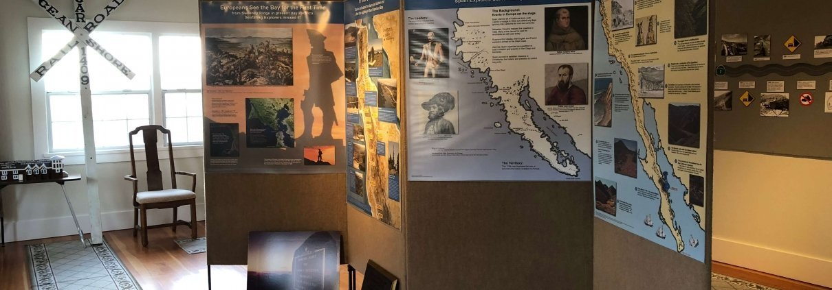 Pacifica's History by the Pacifica Historical Society