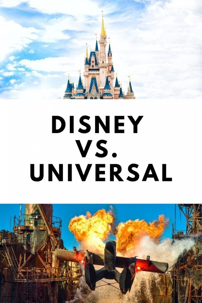 Disney vs Universal which Orlando theme park is better?