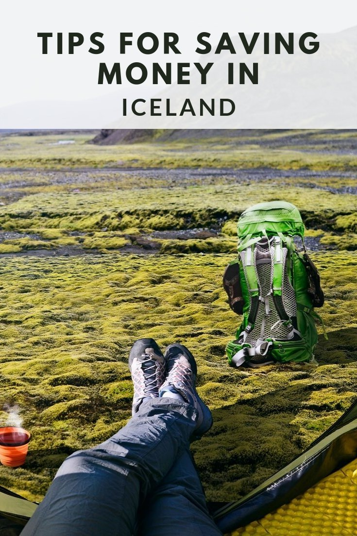 Although Iceland is an expensive travel destination, with a little creativity, some research, and planning you can manage your expenses with these money-saving tips. #Iceland #Icelandtravel #Icelandtraveltips #Icelandtraveltipsbudget