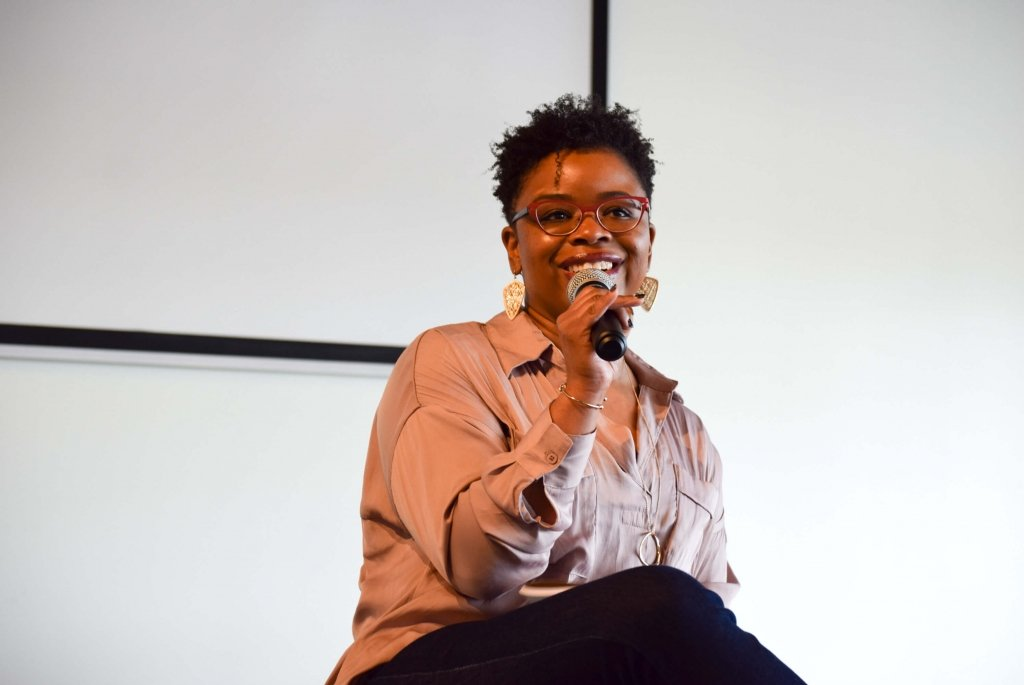 Phylecia Jones Speaker and Founder of iFind You Close