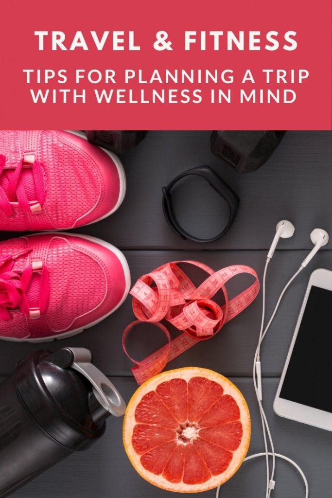 Travel tips for prioritizing wellness with Tangia Renee.