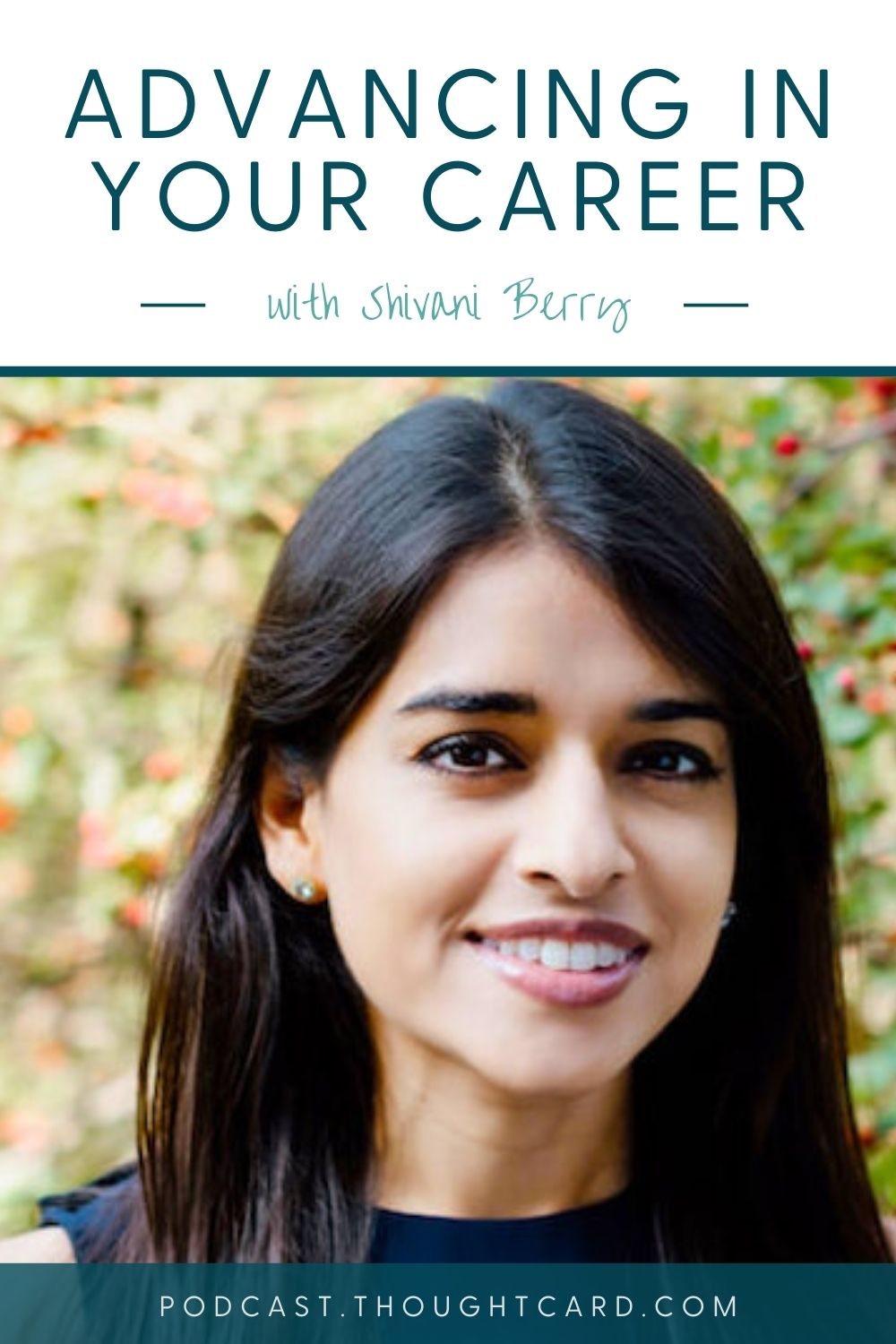 Shivani Berry is a career coach and founder of Ascend