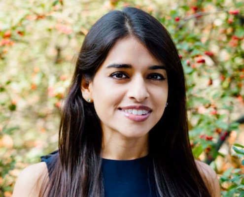 Shivani Berry Founder of Ascend - How To Advance in Your Career