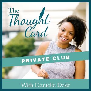 Join The Thought Card Club