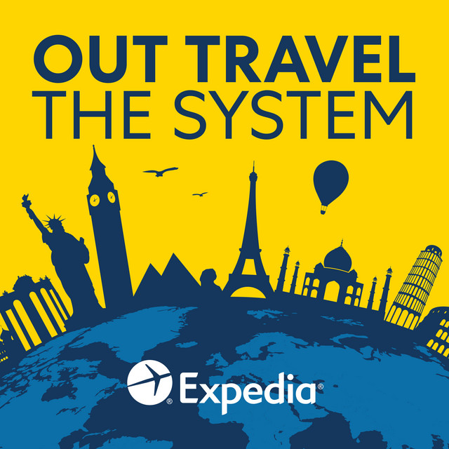 Out Travel The System Expedia sponsor of The Thought Card Podcast